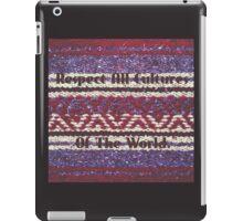 Respect iPad Case/Skin