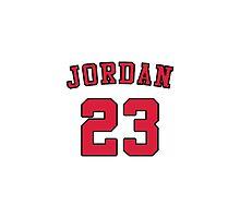 Jordan #23 by darkdrake