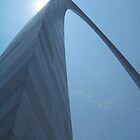 The Arch- St Louis by Forget-me-not