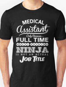Ninja Medical Assistant T-Shirt