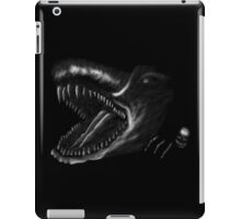 Scary from behind iPad Case/Skin