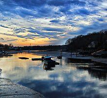 Sunset: November 15, 2012 by john forrant