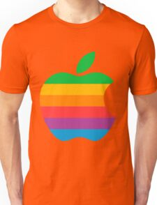 Retro Apple  Unisex T-Shirt