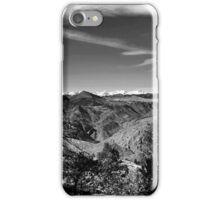 Rockies in the Distance iPhone Case/Skin
