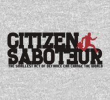 Citizen Saboteur 2 by EndersBean