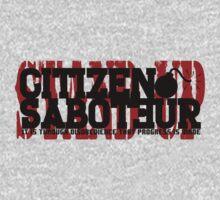 Citizen Saboteur 4 by EndersBean
