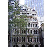 Melbourne Safe Deposit Building Photographic Print