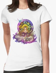 mystic zelda Womens Fitted T-Shirt