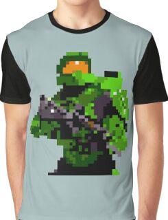 16-bit Spartan Graphic T-Shirt