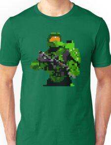 16-bit Spartan Unisex T-Shirt