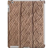 Laredo textured knit  iPad Case/Skin