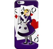 Twisted Tales - Alice in Wonderland iPhone Case/Skin