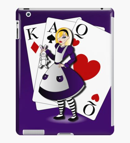 Twisted Tales - Alice in Wonderland iPad Case/Skin