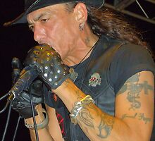 Stephen Pearcy from RATT Color by ©Dawne M. Dunton