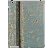 Grungy Wood ipad case iPad Case/Skin