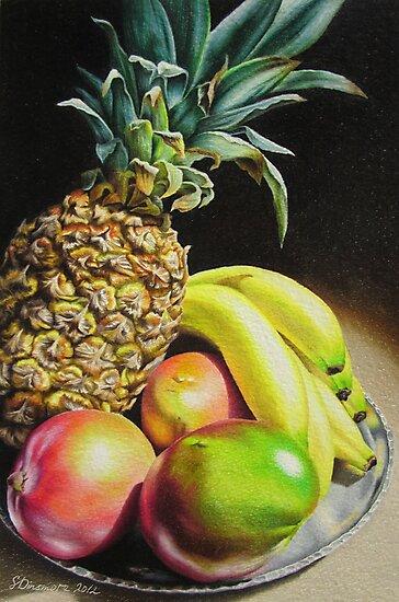 Tropical Bounty by lanadi