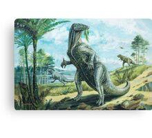 Iguanodon Canvas Print