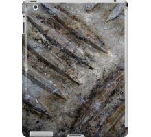 Grungy Metal ipad case iPad Case/Skin