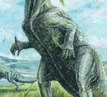 Iguanodon Sticker