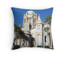 In Memory of my daughter -- Memorial Presbyterian Church Throw Pillow