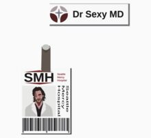 Dr sexy MD - ID card One Piece - Short Sleeve