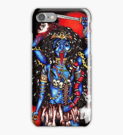 Kali Ma iPhone Case/Skin