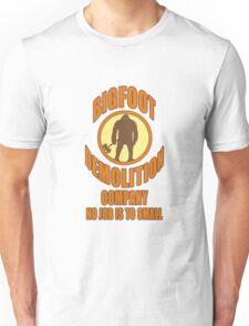 Bigfoot Demolition Company T-Shirt