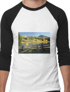 Autumn Serenade Men's Baseball ¾ T-Shirt