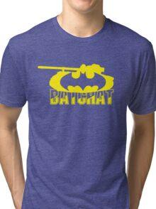 BatChat  World of Tanks Tri-blend T-Shirt