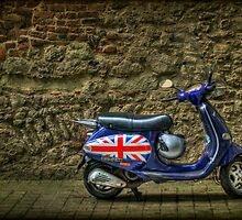British At Heart by Evelina Kremsdorf