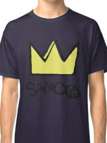 Basquiat SAMO Crown Classic T-Shirt