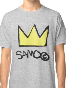 Basquiat SAMO Crown Classic T-Shirt