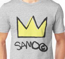 Basquiat SAMO Crown Unisex T-Shirt