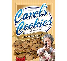 Famous Carol's Cookies Photographic Print