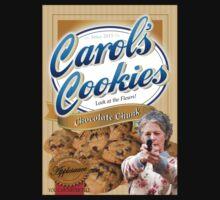 Famous Carol's Cookies Kids Tee
