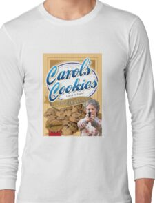 Famous Carol's Cookies Long Sleeve T-Shirt