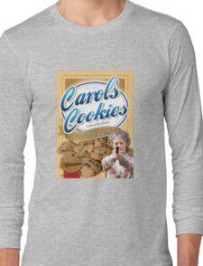 Famous Carol's Cookies Long Sleeve T-Shirt