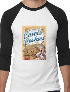 Famous Carol's Cookies Men's Baseball ¾ T-Shirt