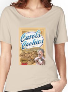 Famous Carol's Cookies Women's Relaxed Fit T-Shirt