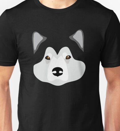 Malamute Unisex T-Shirt