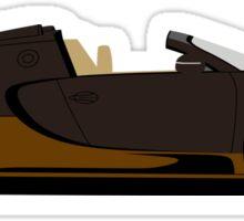 2014 Bugatti Veyron 16.4 Grand Sport Vitesse Bugatti Legend Rembrandt Sticker