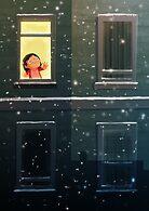 It's snowing! by tonyneal