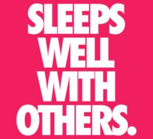 SLEEPS WELL WITH OTHERS. - Alternate by cpinteractive
