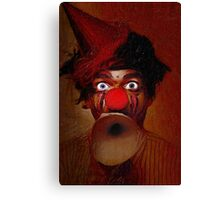 The Circus Toot Canvas Print
