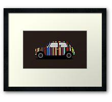 Classic Mini Paul Smith Framed Print
