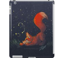 Firefly Fox - Red iPad Case/Skin