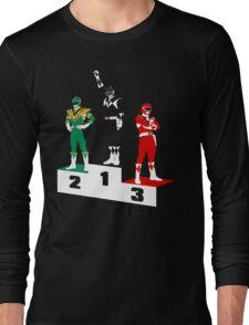 Black Ranger Power Long Sleeve T-Shirt