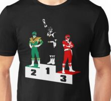 Black Ranger Power Unisex T-Shirt