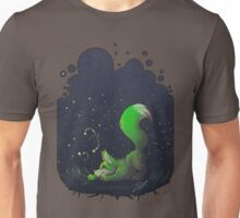 Firefly Fox - Green Unisex T-Shirt