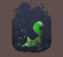 Firefly Fox - Green T-Shirt